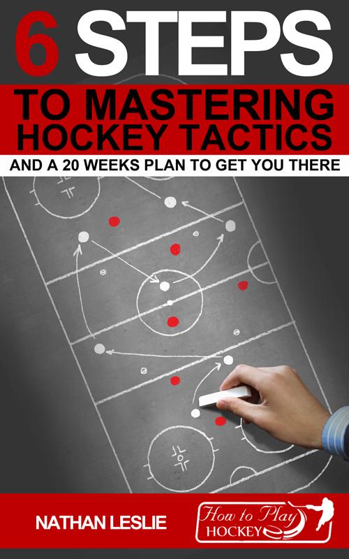 A season plan for hockey coaches