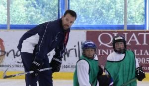 Leslie Global Sports Summer Hockey Camp