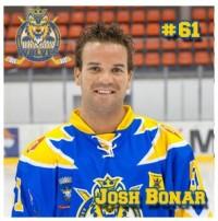 josh bonar hockey coach