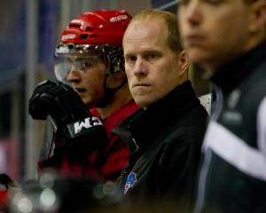 rob armstrong hockey coach