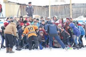 Project Mongolia Hockey