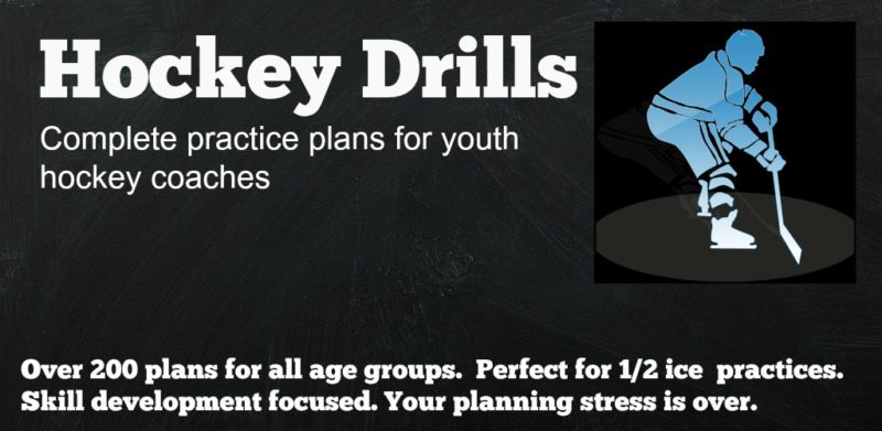 half ice hockey practice plans