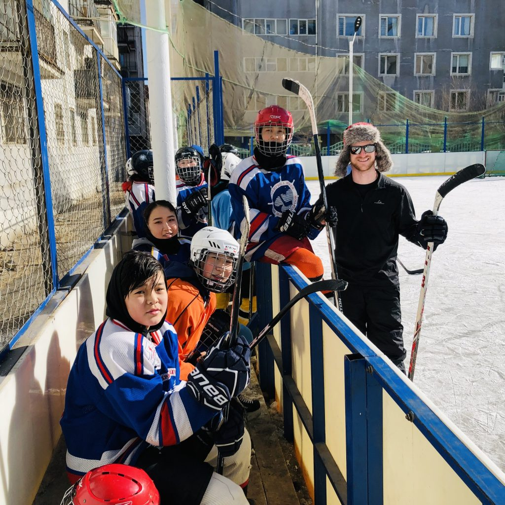 Project Mongolia 2019: Hockey Grows 2X - Leslie Global Sports