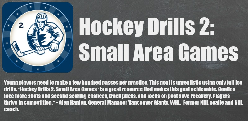 Hockey Drills Small Area Games Banner Leslie Global Sports